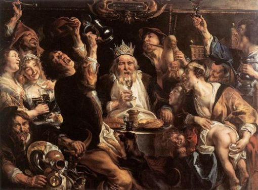 Jacob-Jordaens-The-King-Drinks