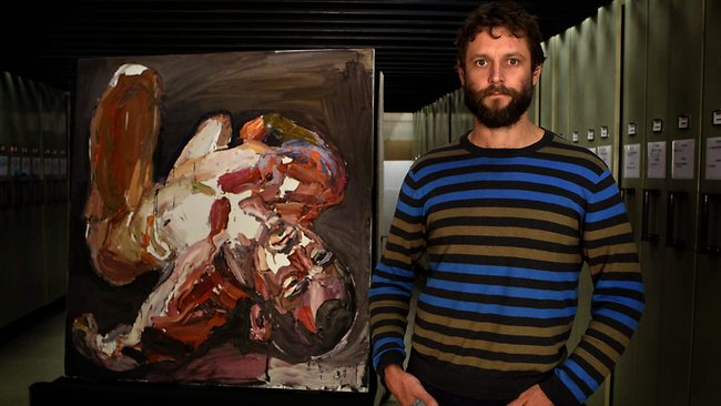 375250-130117-ben-quilty (c) The australian news
