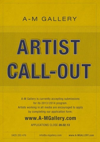 art call out