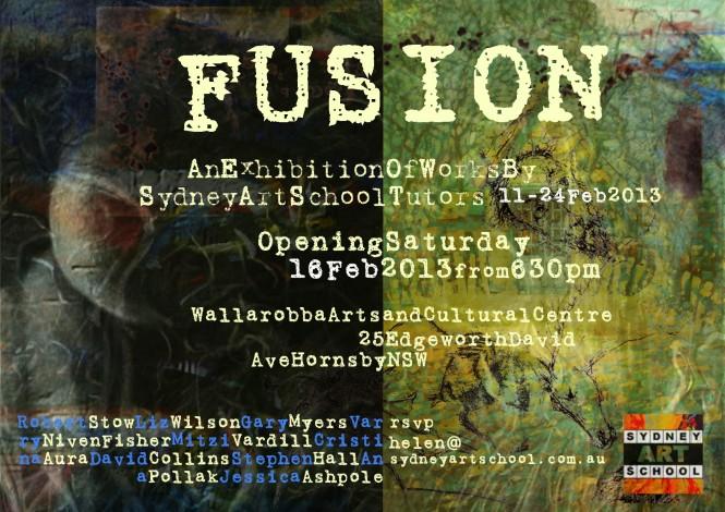 sas-fusion 16th Feb 2013