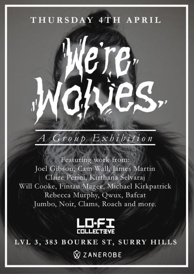 Chasers Presents WE'RE WOLVES