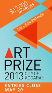 City of Kogarah Art Prize 2013