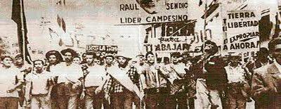Clandestine...HOMAGE TO RAUL SENDIC El Bebe 1928-1989