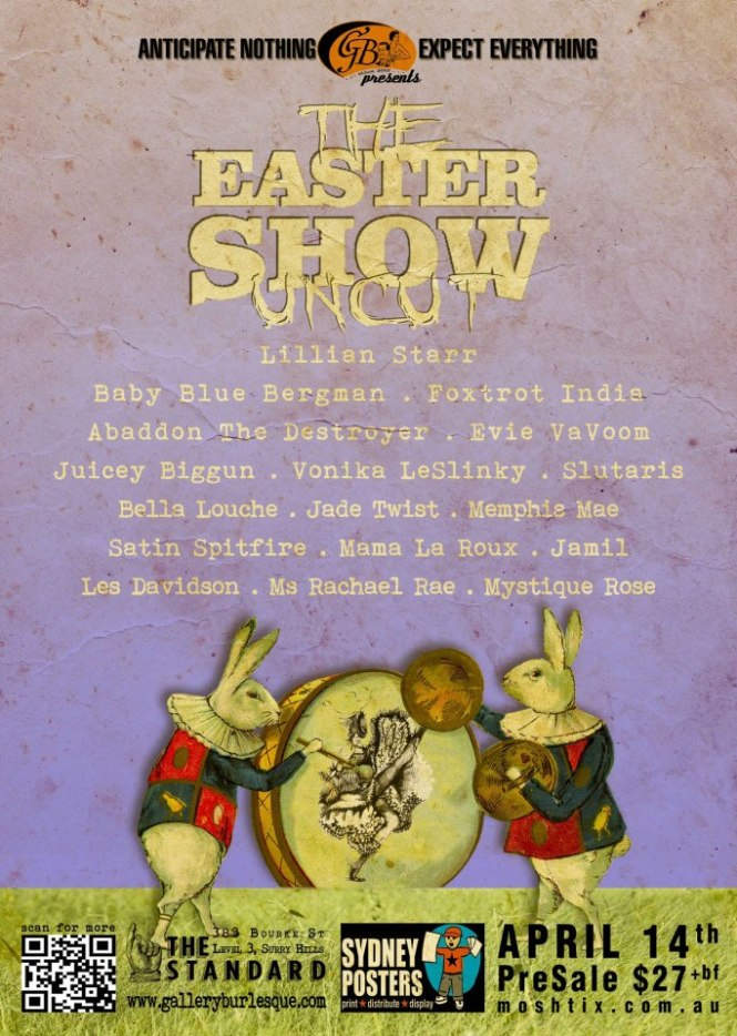 The Easter Show Uncut