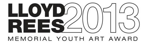 Lloyd Rees 2013 logosblack&white