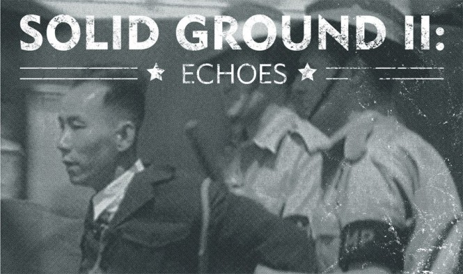 SOLID GROUNDS II - Echoes