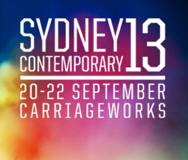 ACGA Inaugural Conference at Sydney Contemporary 2013.