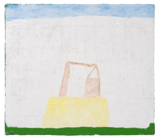 Oil on canvas 67 x 77cm