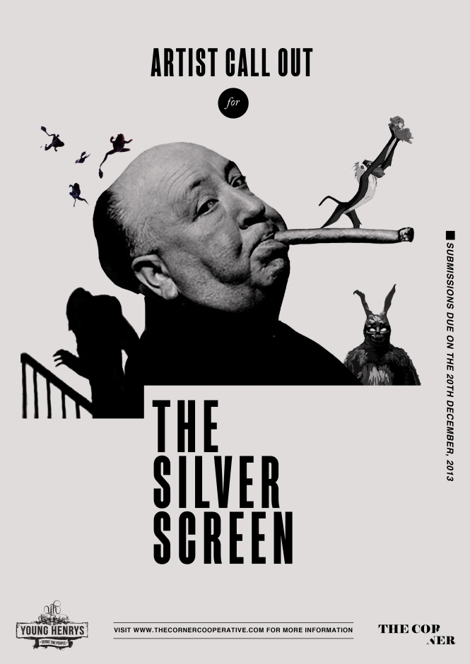 THE SILVER SCREEN-CALL OUT