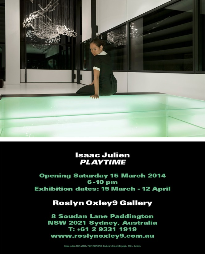 15th MArch Roslyn Oxley9 Gallery