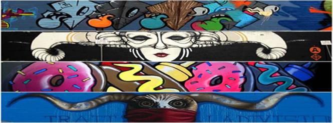 22 march street art