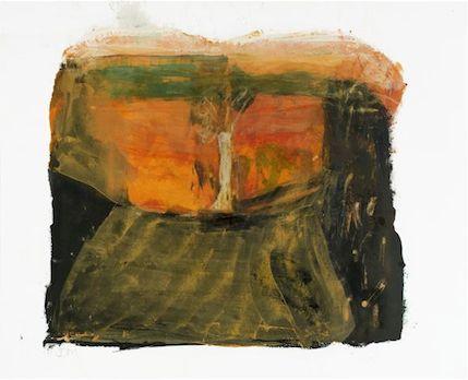 Idris Murphy Painting. 03/02/2014