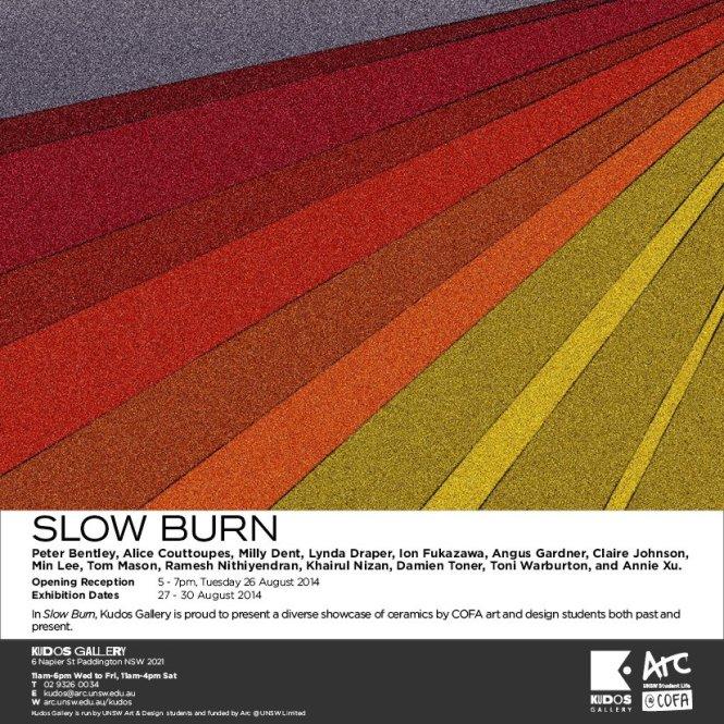 26 sept Slow Burn