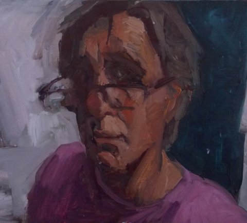 Self Portrait 2006